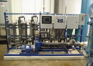 1500-ton chiller application