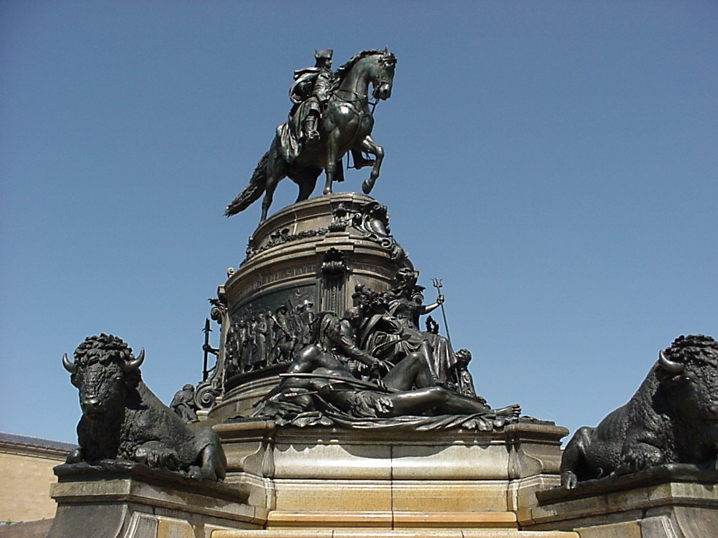 George Washington Fountain – Philadelphia Park Service